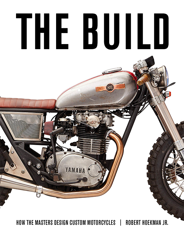The Build: How the Masters Design Custom Motorcycles at werd.com