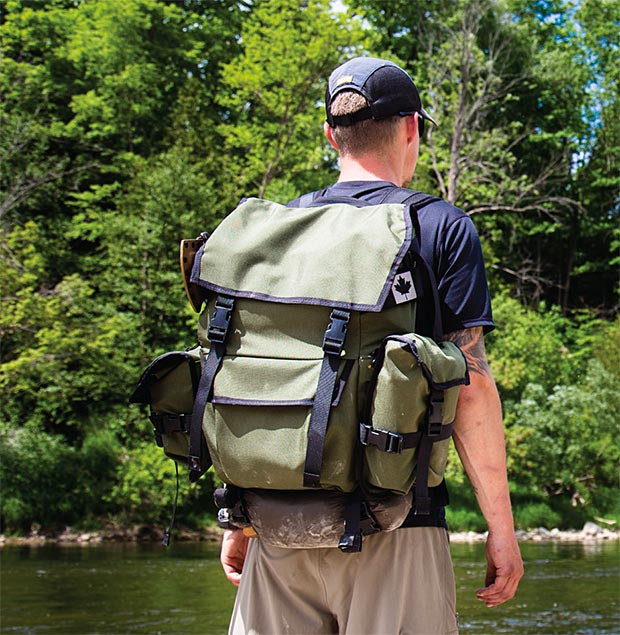 The Wildland Scout Backpack at werd.com
