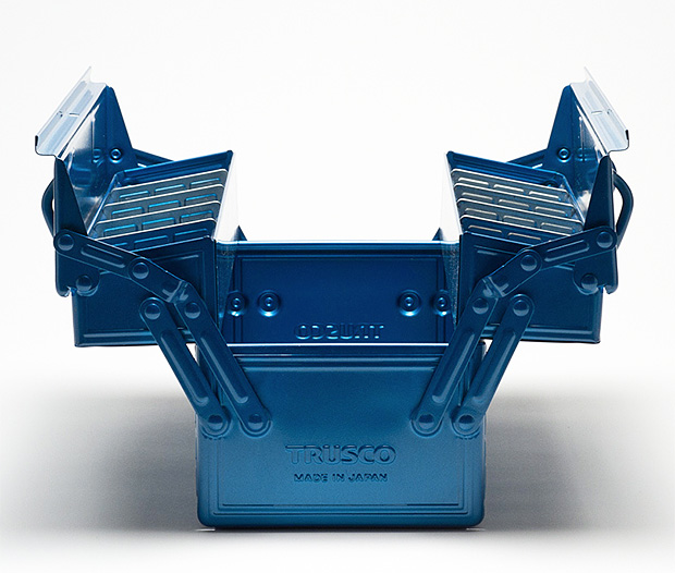 Trusco Deluxe Cantilever Tool Box at werd.com