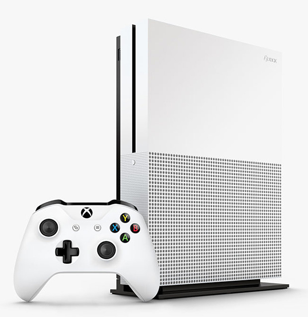 Xbox One S at werd.com