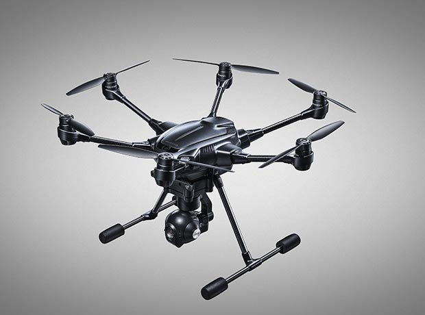 Yuneec Typhoon H Drone with Intel RealSense at werd.com
