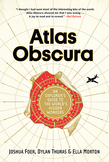 Atlas Obscura at werd.com