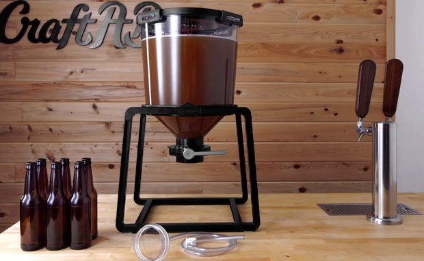 The Catalyst Beer Fermentation System at werd.com