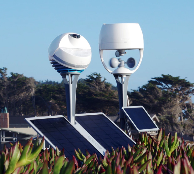 BloomSky Complete Weather Camera System at werd.com