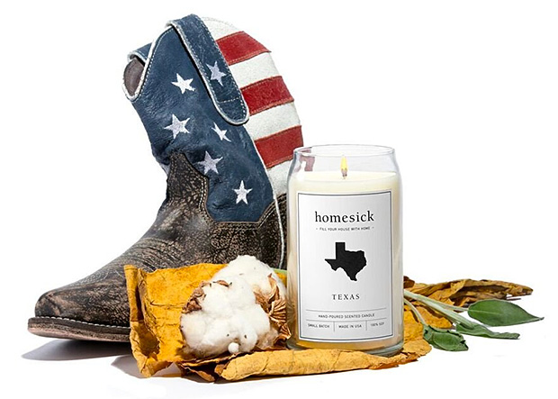 Homesick Candles at werd.com
