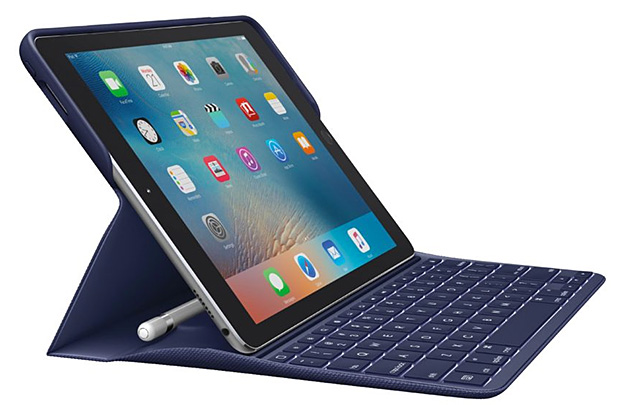 Logitech Create Backlit Keyboard Case for Ipad Pro at werd.com