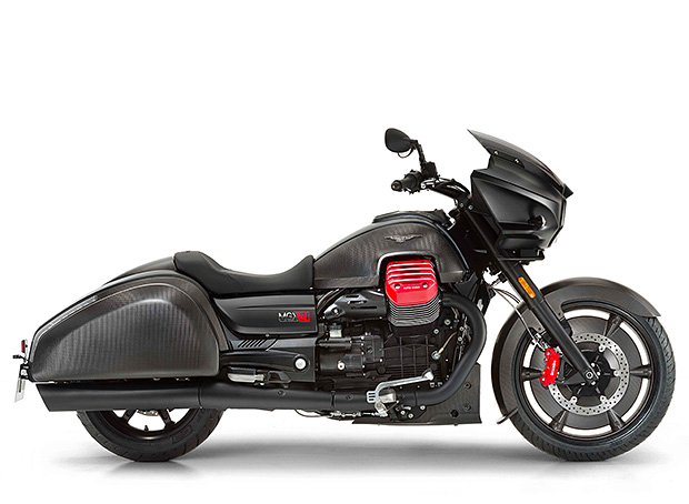 Moto Guzzi MGX-21 Flying Fortress at werd.com