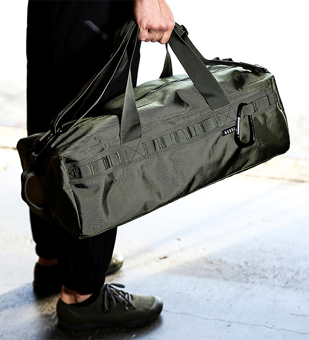 NOBULL Traditional Duffle at werd.com