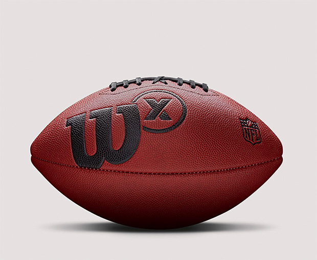 Wilson X Connected Football at werd.com