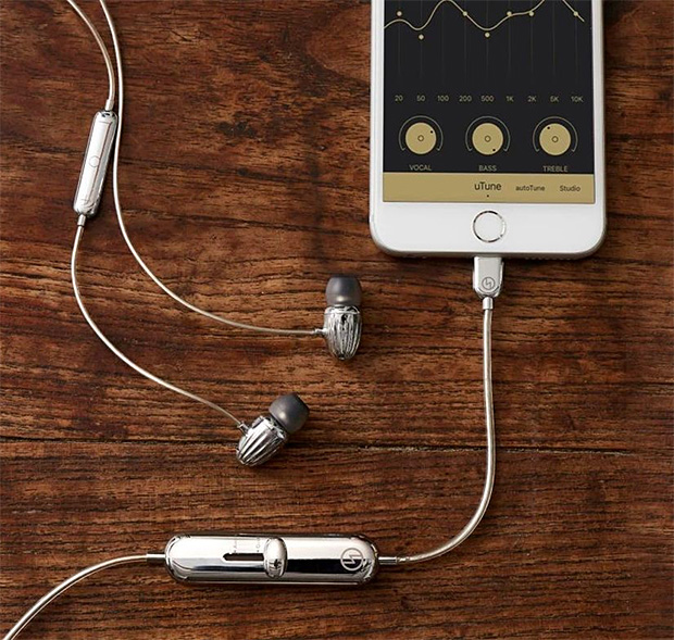 Besound Thunder Noise-canceling Lightning Earbuds at werd.com