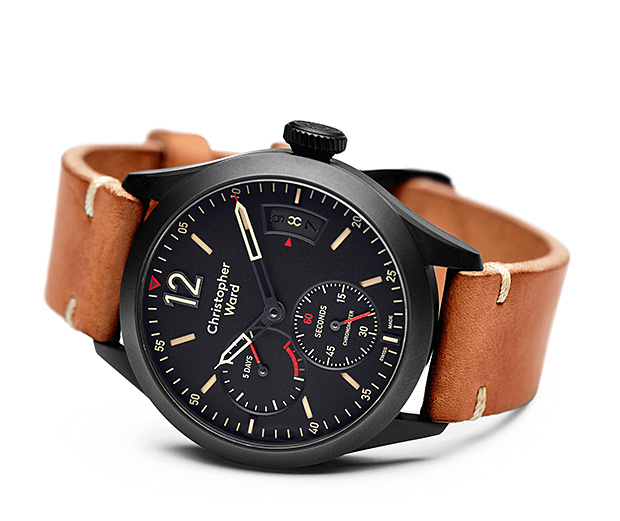 Christopher Ward C8 Power Reserve Chronometer at werd.com