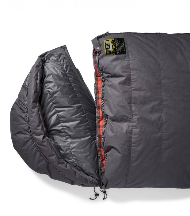 Filson x Feathered Friends Sleeping Bag at werd.com