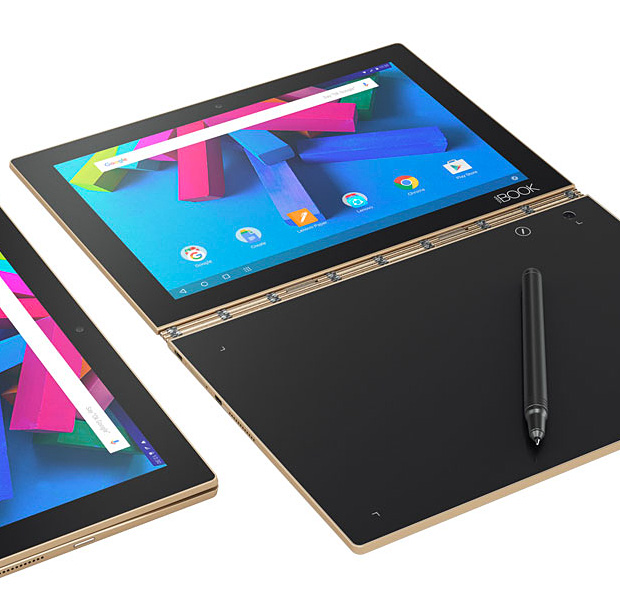 Lenovo All-new Yoga Book at werd.com
