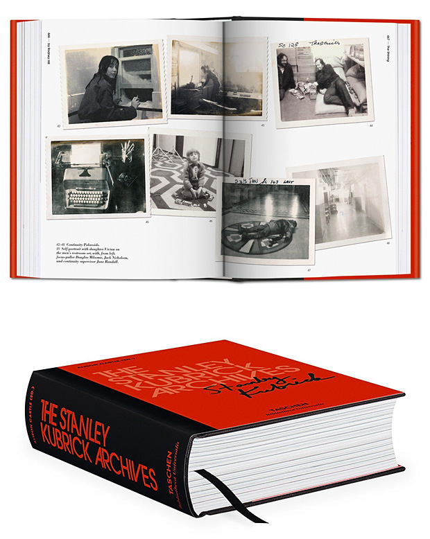 The Stanley Kubrick Archives at werd.com