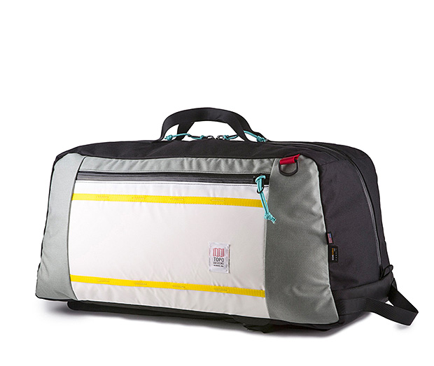 Topo Designs Mountain Duffel at werd.com