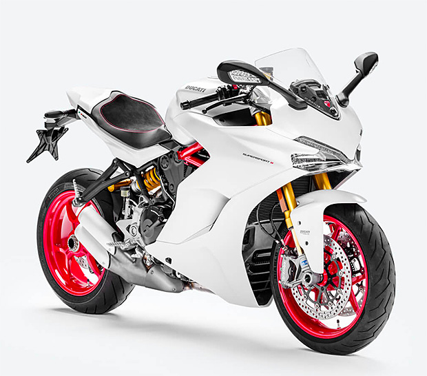 2017 Ducati SuperSport at werd.com