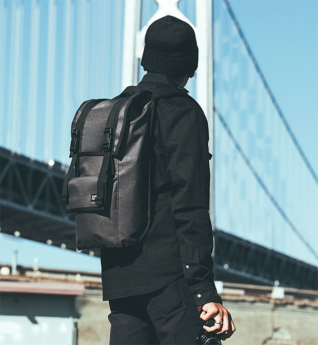 Mission Workshop Fraction Rucksack at werd.com