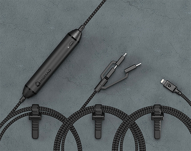 Nomad Ultra Rugged Cables at werd.com