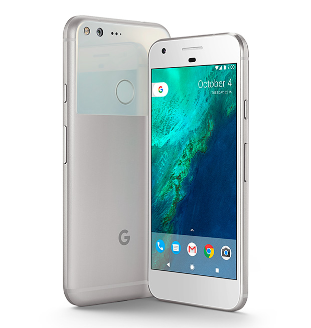 Pixel Phone by Google at werd.com