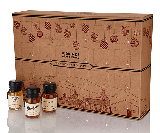 2016 Whisky Advent Calendars at werd.com