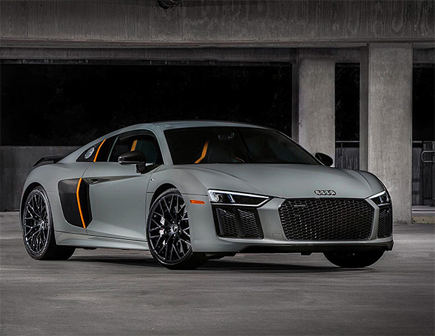 2017 Audi R8 V10 Plus Exclusive at werd.com