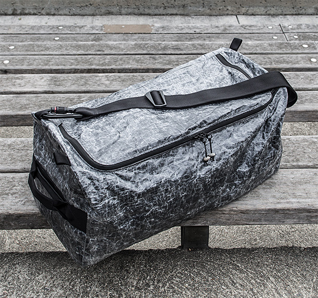 D3 Traveller Raw Duffel at werd.com