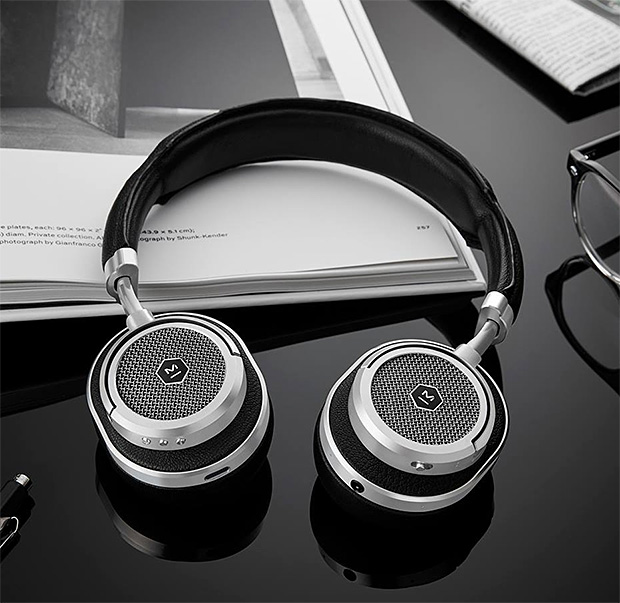 Master & Dynamic MW50 Wireless On-Ear Headphones at werd.com