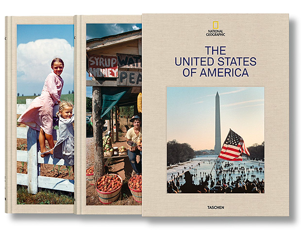National Geographic, The United States of America at werd.com