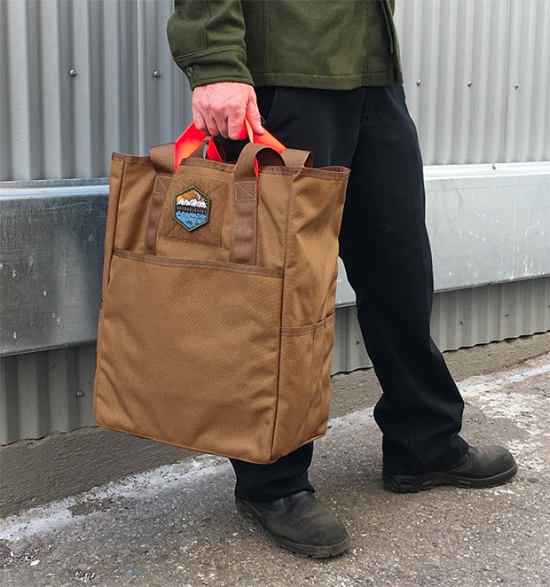 PDW CaB-2 Carry-All Tote at werd.com