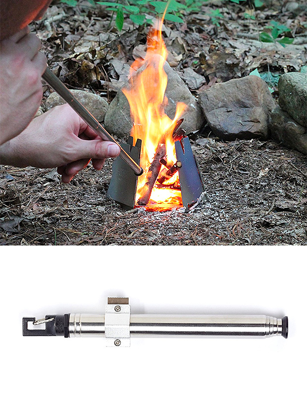 Vargo Ultimate Fire Starter at werd.com