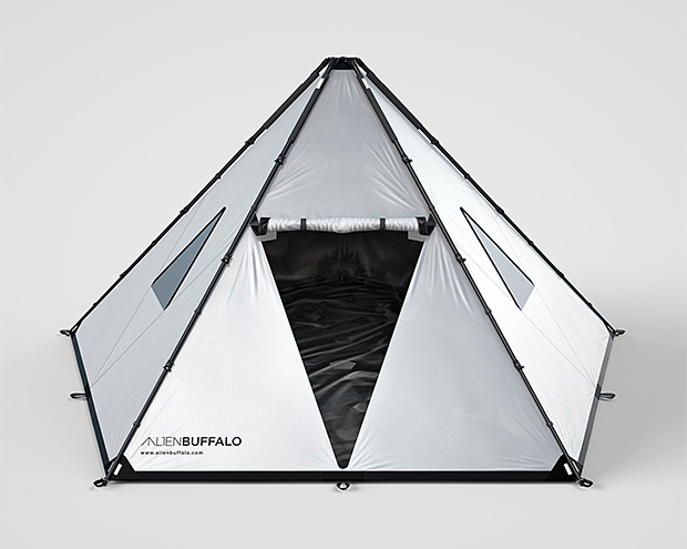 Buffalo Tent at werd.com