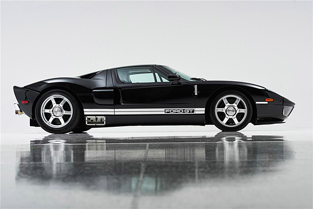 First Complete Factory Prototype Ford Gt Auction