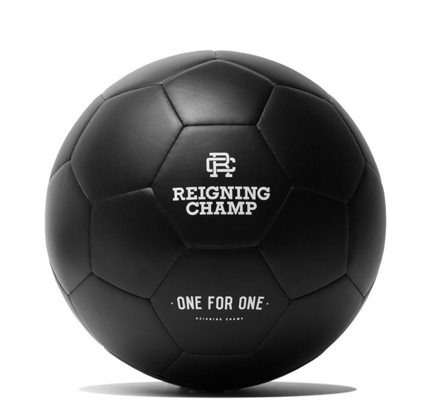 Reigning Champ One For One Soccer Ball at werd.com