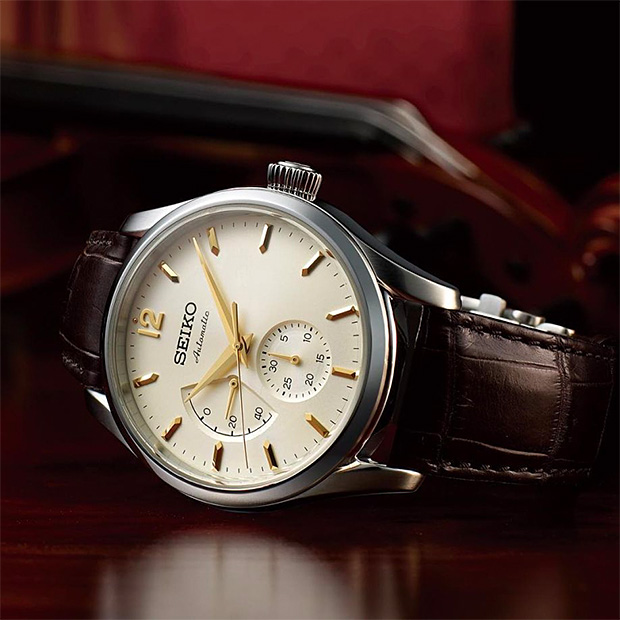 Seiko Presage 60th Anniversary Limited Edition at werd.com