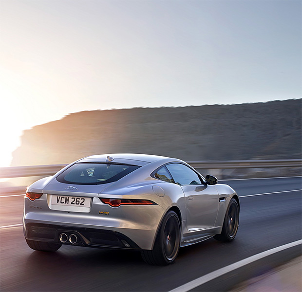 2018 Jaguar F-Type 400 Sport at werd.com