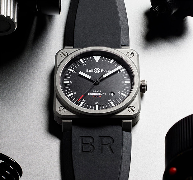 Bell & Ross Horolum and Horograph at werd.com