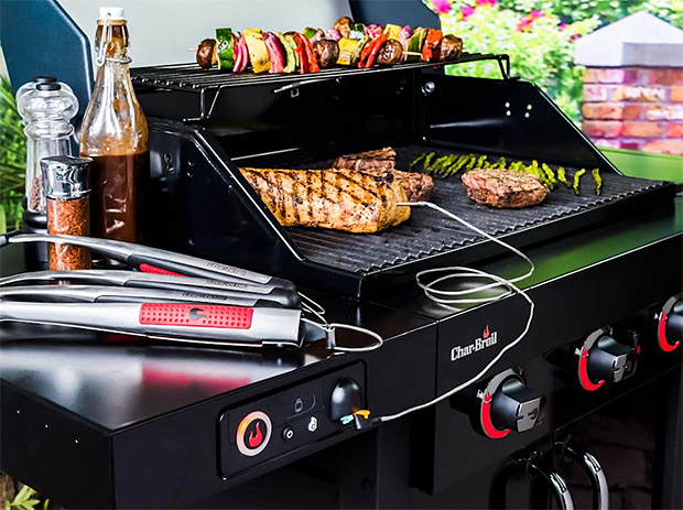Char-Broil Smartchef Grill at werd.com