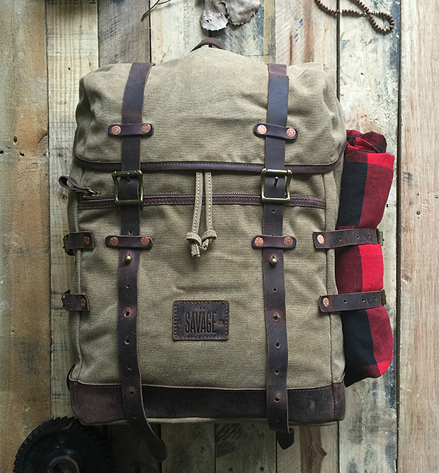 Savage Supply Blake Pack at werd.com