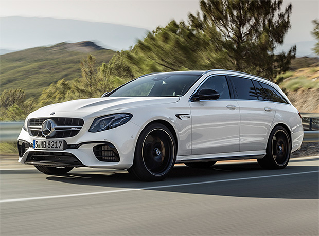 2018 Mercedes-AMG E63 S Wagon at werd.com