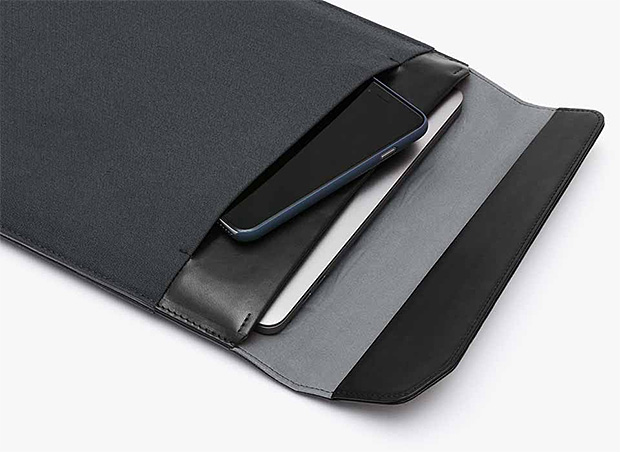 Bellroy Laptop Sleeve Extra at werd.com