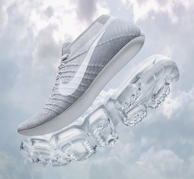 Nike Combined Air with a Flyknit Upper in the new Air VaporMax at werd.com