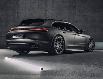 Yes, The 2018 Porsche Panamera Sport Turismo is a Wagon