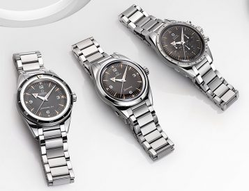 Limited-Edition 60th Anniversary Omega Watches: 3 Mechanical Masterpieces