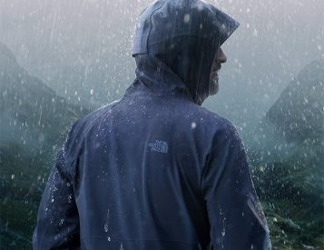 The Apex Flex GTX is a Super Soft & Supple Performance Rain Jacket