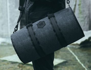 The Cadre Duffle from Mission Workshop Lets You Add Accessories to Carry More Cargo