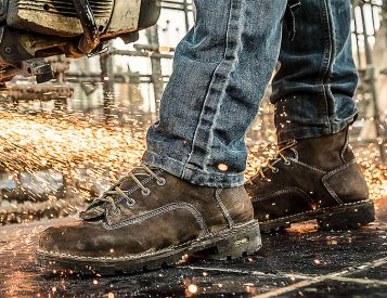 Danner's Gritstone Work Boot is a Lot Lighter But Tough As Ever