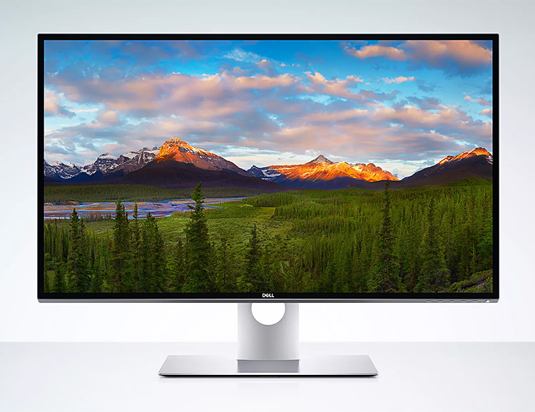 Dell Releases The World's First 8K Desktop Display at werd.com