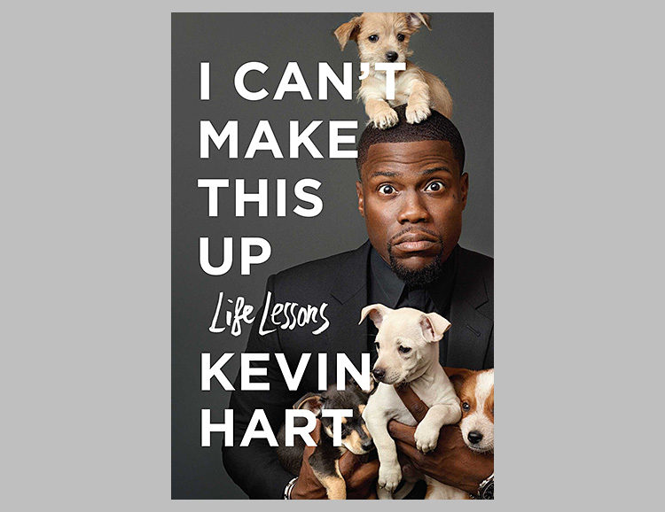 I Can't Make This Up: Life Lessons by Kevin Hart at werd.com