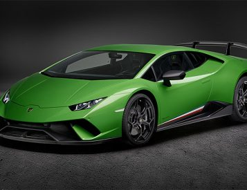 The World's Fastest Production Car: The Lamborghini Huracán Performante