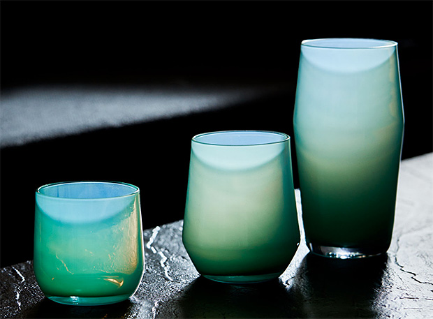 Mazama Creates Elegant Artisan Glassware at werd.com